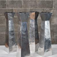 Pattes en cuivre martelé - Hammered copper leg - 2