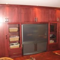 Meuble télé meurisier - Birch tv cabinet
