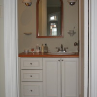 Mirroir pin - Pine mirror