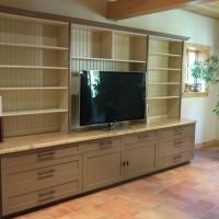 Bibliothèque en pin - Pine bookshelf