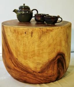 Bloc de suar et poterie