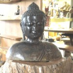 Buste boudha