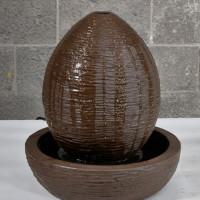 Fontaine en terra cota - Terra cota fountain