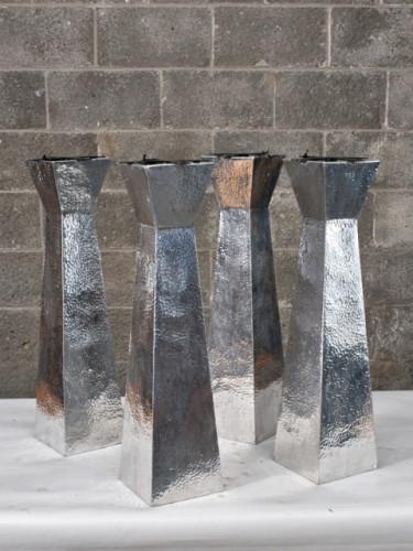Pattes en cuivre martelé – Hammered copper leg – 2
