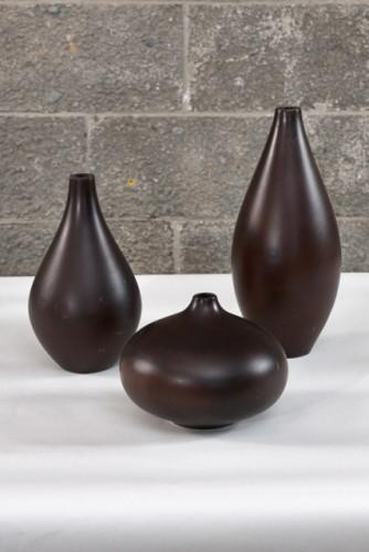 Vases en bois (3) – Wood vases (3)