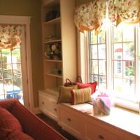 Banc contour fenêtre - Window bench