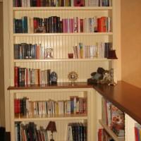 Bibliothèque pin - Pine Bookshelf