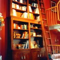 Bibliothèque Chêne - Oak bookshelf