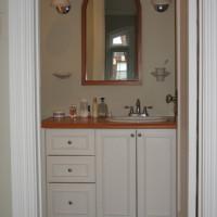 Mirroir pin - Pine mirror