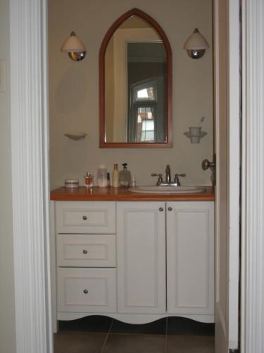 Mirroir pin – Pine mirror