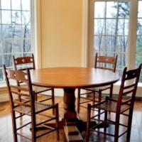 Table à dîner pin - Pine dining table
